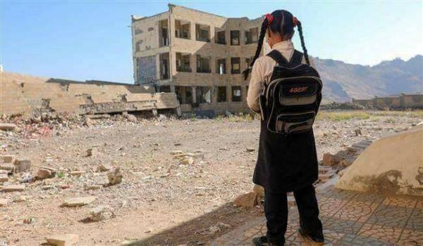 مرصد التعليم.. مأوى طلبة العلم الصامد